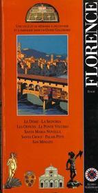 Florence (Le Dome, Eglise Santa Maria Novella, Galerie Des Offi - Intérieur - Format classique