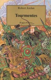 Rivages Fantasy ; La Roue Du Temps ; Tourmentes - Intérieur - Format classique