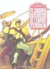 Flandry, défenseur de l'empire terrien - Intérieur - Format classique