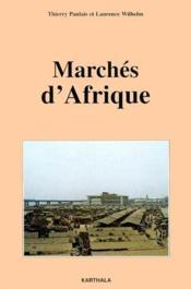 Marchés d'Afrique - Couverture - Format classique