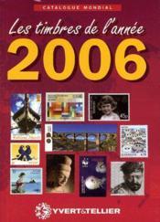 Catalogue mondial des timbres de l'année 2006 - Couverture - Format classique