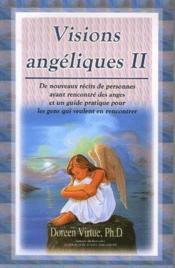 Visions angéliques t.2 - Couverture - Format classique