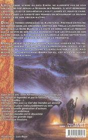 Clef Des Mondes (La) - 4ème de couverture - Format classique