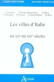 Les Villes D'Italie - Mi Xii Mi Xiv S - Intérieur - Format classique