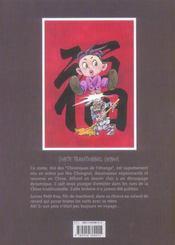 Le Fils Du Marchand - 4ème de couverture - Format classique