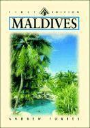 Maldives 1 - Couverture - Format classique