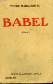 Babel. - Couverture - Format classique