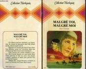 Malgre Toi, Malgre Moi - Lord Of La Pampa - Couverture - Format classique