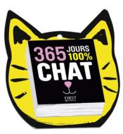 365 jours 100 % chats (édition 2017)  - Lesley O'Mara