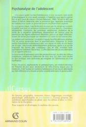 L'enfance et l'adolescence - Site de Jacques Gauthier