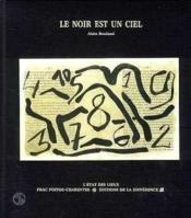 Noir Est Un Ciel (Le ) - Couverture - Format classique