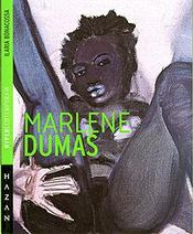 Marlene Dumas - Couverture - Format classique