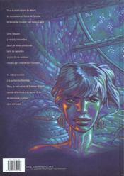 Coleman Wallace t.3 ; Eden prime - 4ème de couverture - Format classique