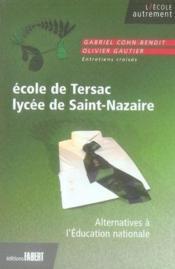 École de tersac, lycée de saint-nazaire - Couverture - Format classique