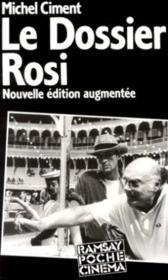 Dossier rosi - Couverture - Format classique