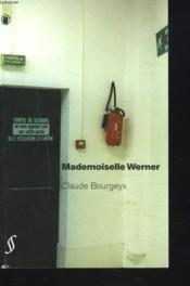 Mademoiselle Werner - Couverture - Format classique
