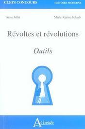 Revoltes Et Revolutions 1773 1802 - Intérieur - Format classique