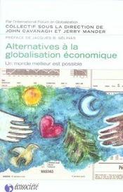 Alternatives A La Globalisation Economique - Intérieur - Format classique