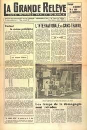 Grande Releve (La) N°92 du 01/08/1951 - Couverture - Format classique