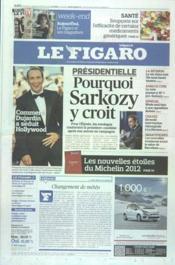 Figaro (Le) N°21016 du 25/02/2012 - Couverture - Format classique