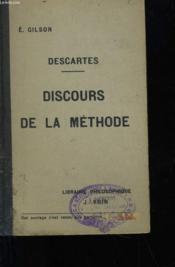 Descartes - Discours De La Methode - Couverture - Format classique
