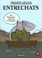 Vente  Les best-of du Chat ; entrechats  - Philippe Geluck