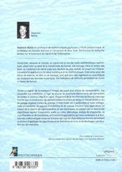 Une Exploration Des Signaux En Ondelettes - 4ème de couverture - Format classique
