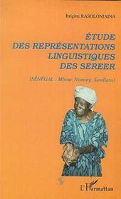 Etude Des Representations Linguistiques Des Sereer ; Senegal ; Mbour Nianing Sandiara - Intérieur - Format classique