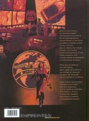 Yoni T.1; Dolly Morphing - 4ème de couverture - Format classique