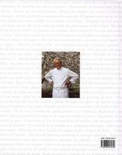 Émotions gourmandes - 4ème de couverture - Format classique