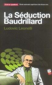 La séduction baudrillard - Couverture - Format classique