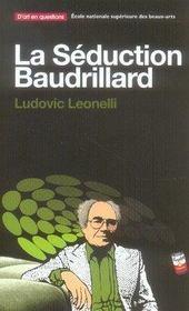 La séduction baudrillard - Intérieur - Format classique