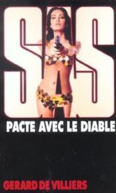 Sas T.152 ; Pacte Avec Le Diable - Couverture - Format classique