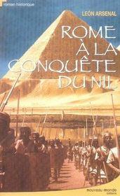 Rome à la conquête du nil - Intérieur - Format classique