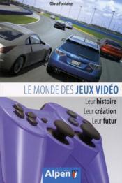 Monde Des Jeux Video (Le) - Couverture - Format classique