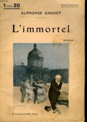 L'Immortel. Collection : Select Collection N° 216 - Couverture - Format classique