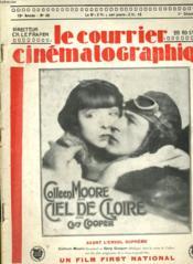 LE COURRIER CINEMATOGRAPHIQUE - 19e ANNEE - N°48 - Couverture - Format classique