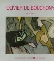 Olivier De Bouchony - Couverture - Format classique