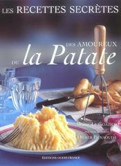 Les recettes secrètes des amoureux de la patate - Intérieur - Format classique
