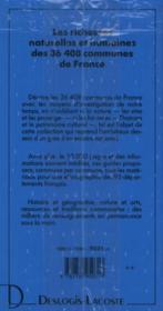 Haute Garonne ; le guide complet de ses 588 communes - 4ème de couverture - Format classique