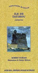 Ile De Tatihou, Cotentin - Couverture - Format classique