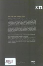 En : trance - 4ème de couverture - Format classique