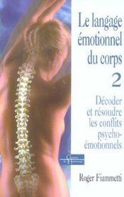 T2 Langage Emotionnel Du Corps - Intérieur - Format classique