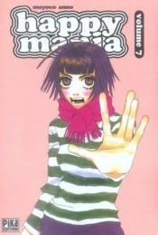 Happy Mania T.7 - Couverture - Format classique