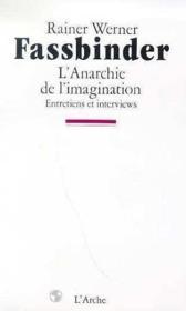 Anarchie De L'Imagination (L') - Couverture - Format classique