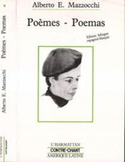 Poemes-Poemas - Couverture - Format classique