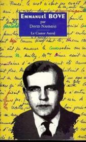 Emmanuel bove - carnets d'une fugue - Couverture - Format classique