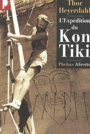 L'expédition du Kon Tiki - Intérieur - Format classique