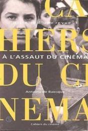Histoire D Une Revue T1 Cinema T1 - Couverture - Format classique