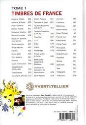 Timbres De France T.1 (Edition 2008) ; Carnet Expert
